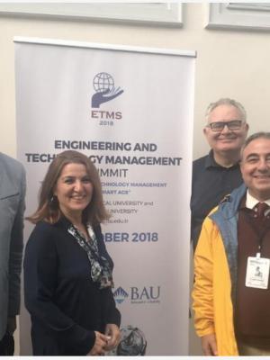 Mühendislik ve Teknoloji Zirvesi (4-5.10.2018)
