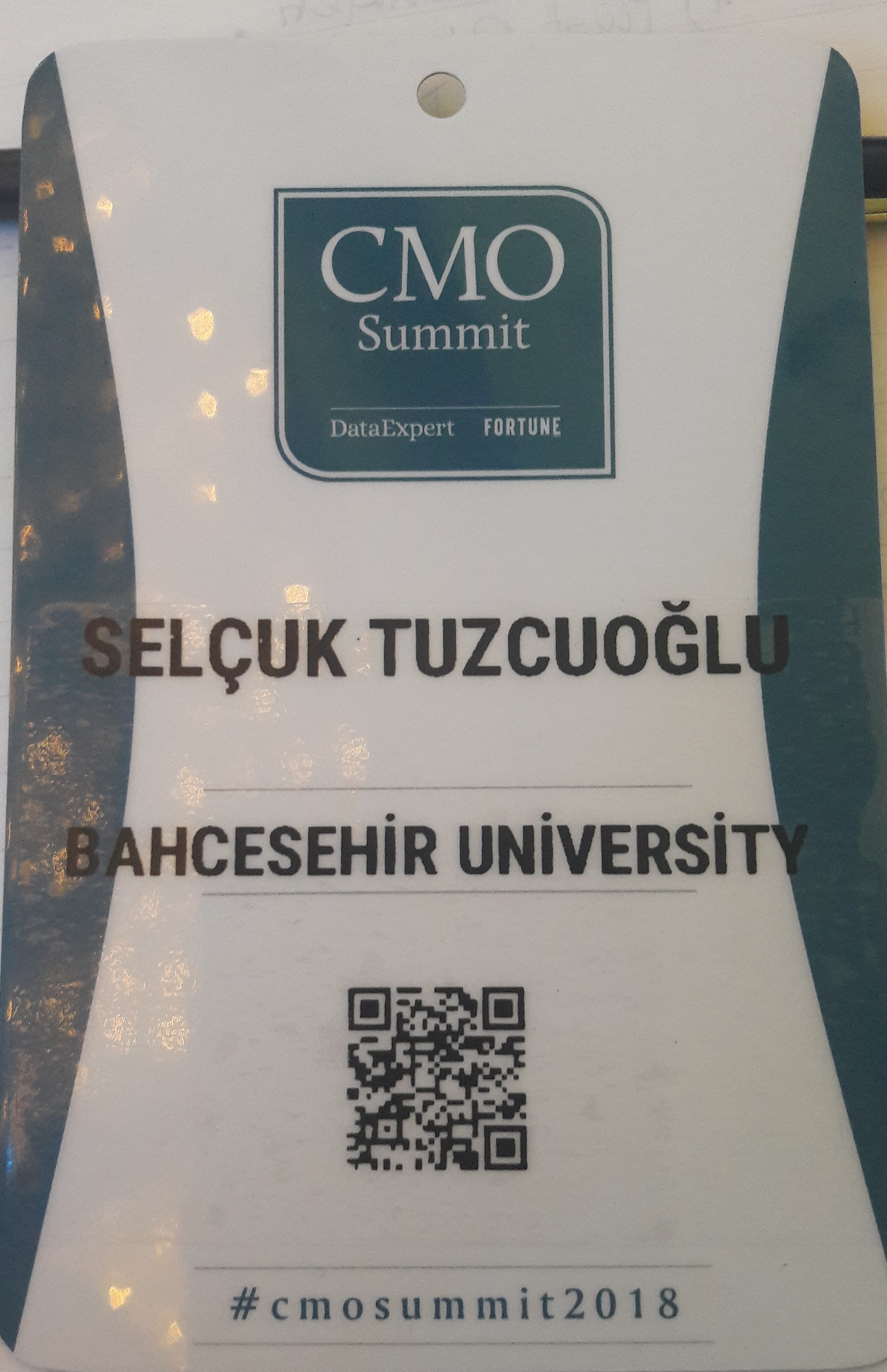 CMO Summit (20.11.2018)