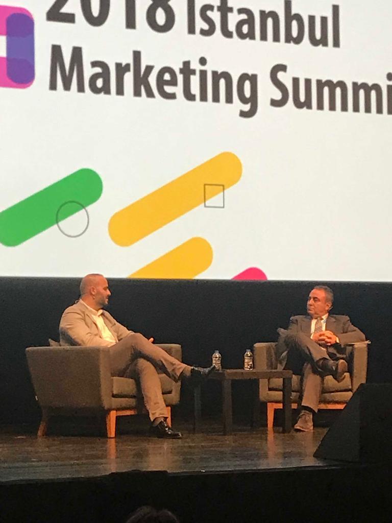 İstanbul Marketing Summit (30.11.2018)