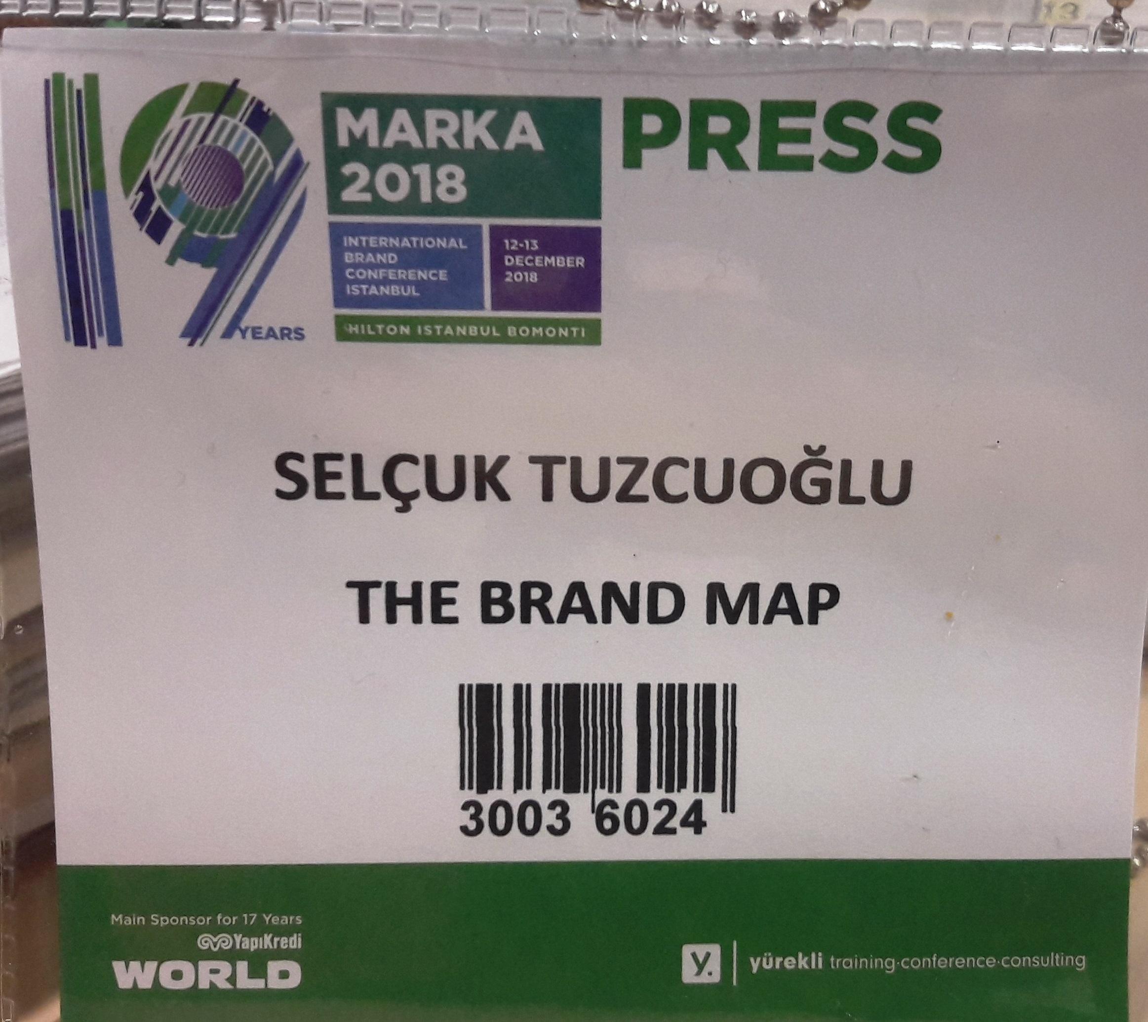 Marka Konferansı 2018 (12.13.2018)