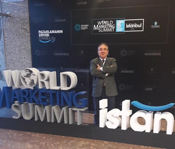 World Marketing Summit (4.12.2018)